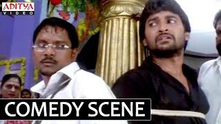Ala Modalaindi Comedy Scenes - Thagubothu Ramesh Comedy Scene