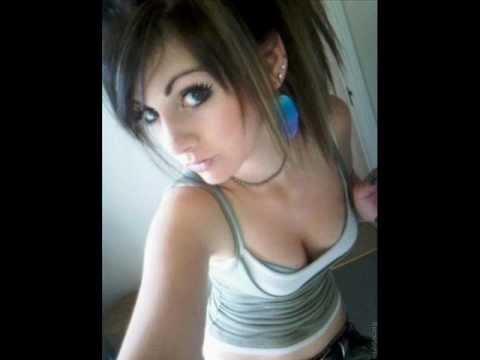 girl Hot anal emo