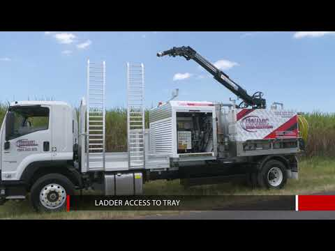 STG Global Hydro Excavation Truck - HDV3000