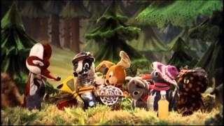 Sandmann - Unser Sandmännchen kommt mit einem Traktor - Folge mit Fuchs und Elster