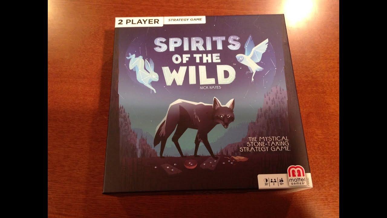 Spirits Of The Wild Fan Site Ultraboardgames