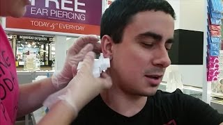 piercing pagoda full ear piercing experience up close goodie bag eau claire wi oakwood mall
