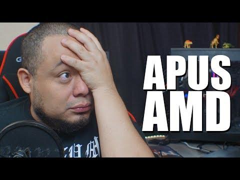 Mi opinión de los APUs de AMD ¿Son un desastre o merecen una oportunidad?