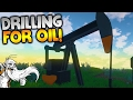 """ECO Multiplayer Gameplay - """"PUMP JACK AND OIL REFINERY!!!"""" Walkthrough Let's Play"""