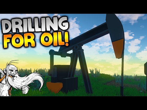"ECO Multiplayer Gameplay - ""PUMP JACK AND OIL REFINERY!!!"" Walkthrough Let"