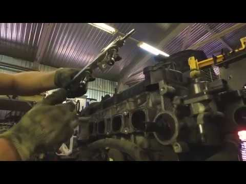 Замена двигателя Мазда 6 gg