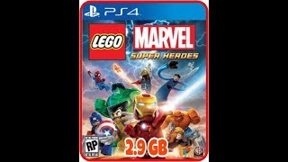 How to Download Lego Marvel Superheroes for pc 100% working | 2.9 GB | Highly Compressed