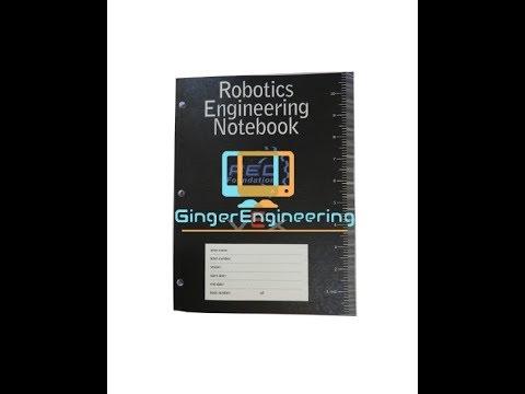 Robotics Engineering Notebook (Beginner)