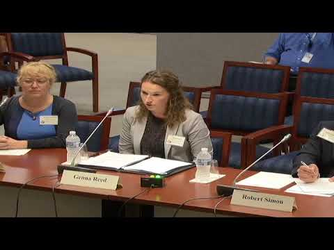Organohalogen Flame Retardants Petition; Oral Presentations - Panels 5 & 6