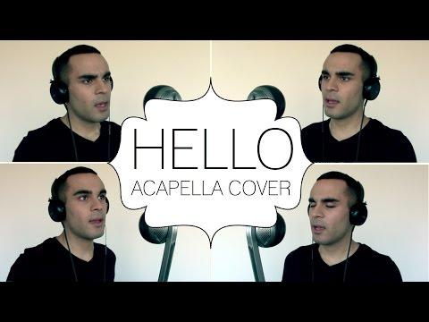 Hello - Adele (Acapella Cover)