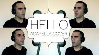 Hello Adele Acapella Cover