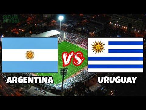 argentina-vs-uruguay-partido-amistoso-internacional-2019