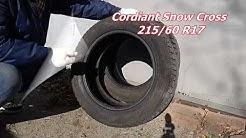 Cordiant Snow Cross третий сезон.