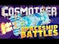 Cosmoteer - AMAZING SPACESHIP BATTLE GAME - Cosmoteer Gameplay