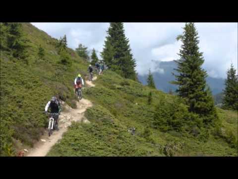 Davos Trailsurfen MTB