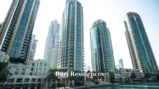 Fully Furnished 2BR Furnished Burj Fountain View