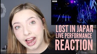 LOST IN JAPAN- SHAWN MENDES- LIVE PERFORMANCE- REACTION