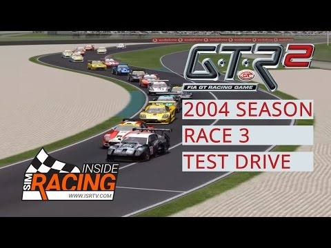 GTR 2 Test Drive - 2004 Championship Round 3 at Magny-Cours in Lister Storm