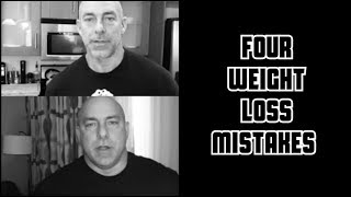 4 Weight Loss Mistakes I Made