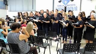 Cantata de Páscoa   Igreja Batista Vida Nova 2019