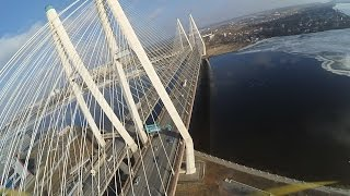 Вантовый мост СПб
