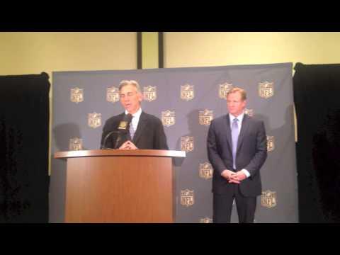 NFL Says San Diego Made Thorough New Stadium Presentation