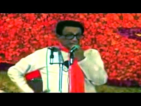 Balasaheb Thackeray Funniest Speech | Thackeray Funny Marathi Speech