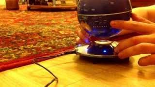 Магнитный глобус (шар) видео урок как ставить