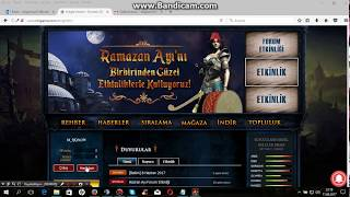 Knight Online E - Posta Değiştirme