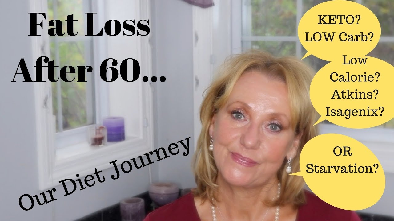 low carb diet for over 60