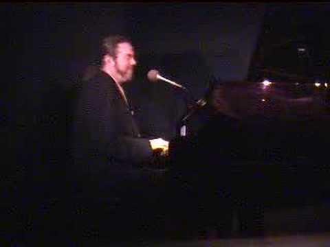 Jimmy Webb - MacArthur Park - Live in London 1999