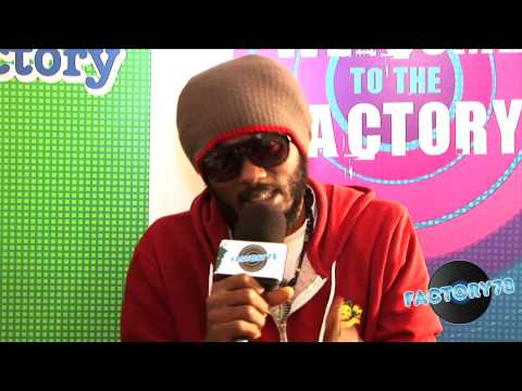 FACTORY78 - Iwan Freestyle & Face-off interview