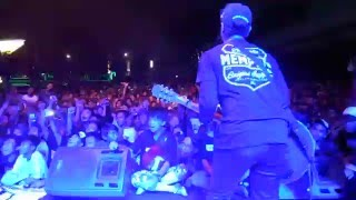 Stand Here Alone - Hilang Harapan Live@Monkasel