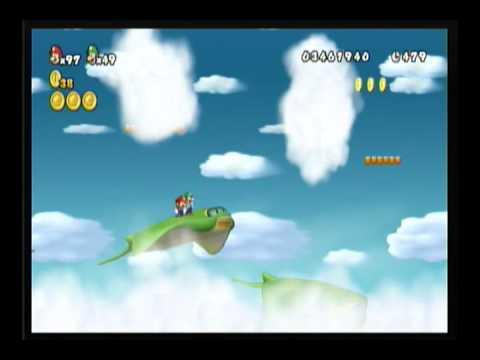 Let's Play New Super Mario Bros Wii 23: Brave Bird