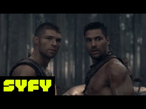 "Spartacus: Vengeance: ""The Greater..."