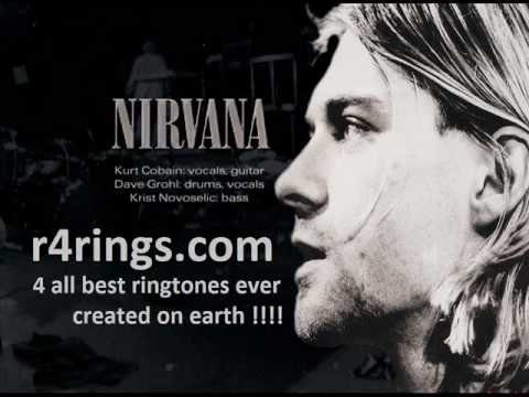 Niravana Come as You are guitar ringtone
