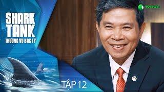 Shark Tank Việt Nam : Thương Vụ Bạc Tỷ Tập 12 Full HD