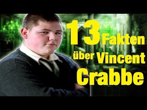 13 FAKTEN über Vincent CRABBE