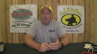 Catfishing Tips: The reason catfish eat other catfish!