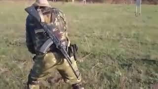 солдатские будни Ближний огонь Не спи дебил