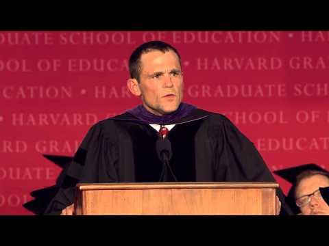 Dean Jim Ryan's 2015 Harvard Commencement Address