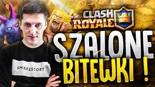 """Clash Royale #3 """"Szalone bitewki!"""""""
