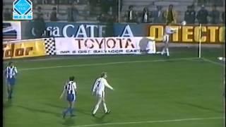 Кубок Чемпионов 1986-1987гг.   1/2 финала первый матч   Порто - Динамо Киев   2-й тайм