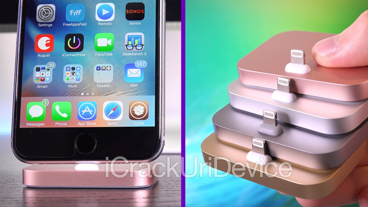 IPhone 6S   6S Plus Unboxing Lightning Dock  NEW Colors  Rose Gold  Space  Gray  Gold   Silver    YouTubeiPhone 6S   6S Plus Unboxing Lightning Dock  NEW Colors  Rose Gold  . Apple Lightning Dock For Iphone 6. Home Design Ideas