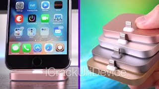 iPhone 6S & 6S Plus Unboxing Lightning Dock: NEW Colors (Rose Gold, Space Gray, Gold & Silver)