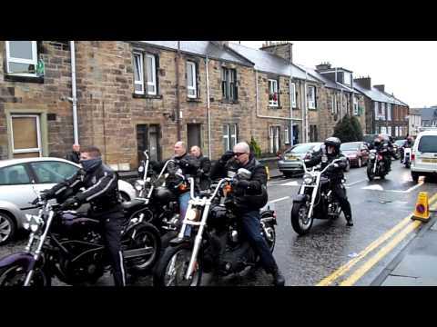 Satans Slaves Funeral Tribute - Kirkcaldy - 6/2/10 (part 7)
