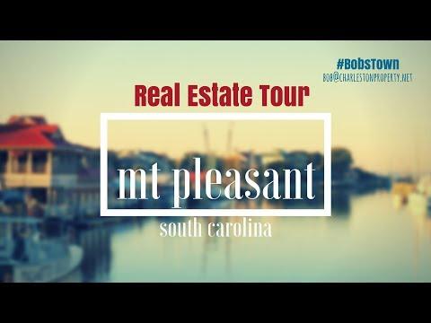 Mt Pleasant, SC - Real Estate Tour (UPDATED)