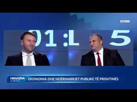 Polemikë mes Ahmetit e Abrashit për programet ekonomike - Klan Kosova