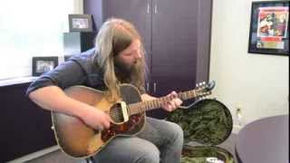 "Chris Stapleton - ""What Are You Listening To"""
