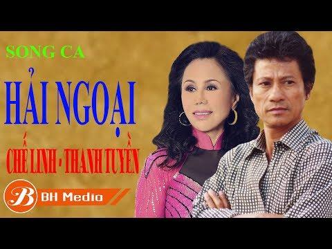CHẾ LINH THANH TUYỀN - CHẾT MÊ VỚI ALBUM SONG CA HẢI NGOẠI TÌNH KHÚC TRÚC PHƯƠNG